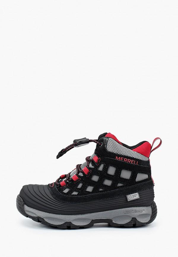кроссовки merrell для девочки, черные