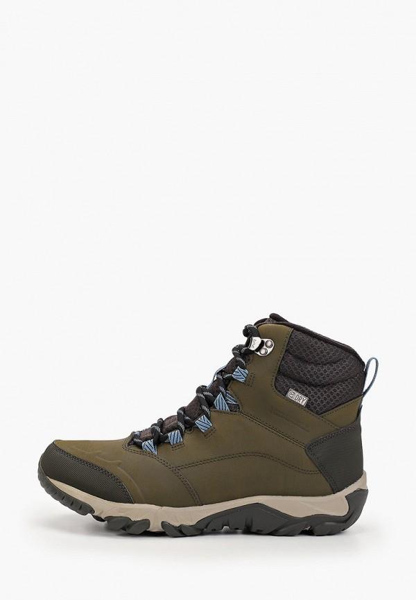мужские ботинки merrell, хаки