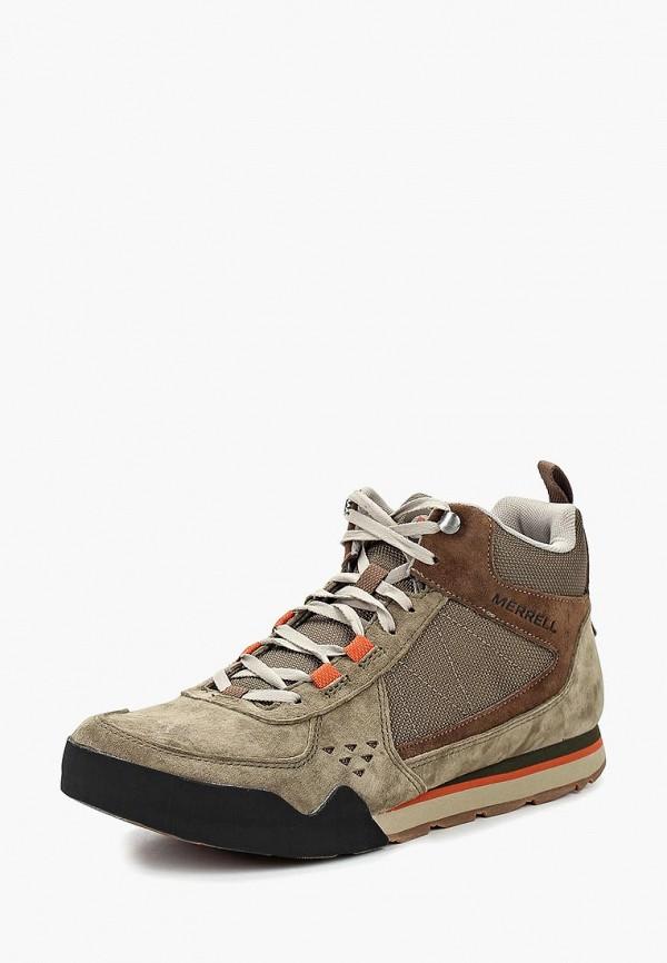 где купить Ботинки трекинговые Merrell Merrell ME215AMCPSG7 по лучшей цене