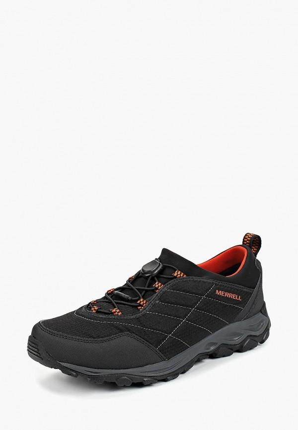 мужские кроссовки merrell, черные