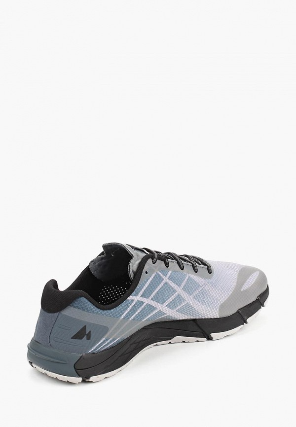 Фото 3 - мужские кроссовки Merrell серого цвета