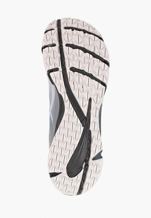Фото 5 - мужские кроссовки Merrell серого цвета