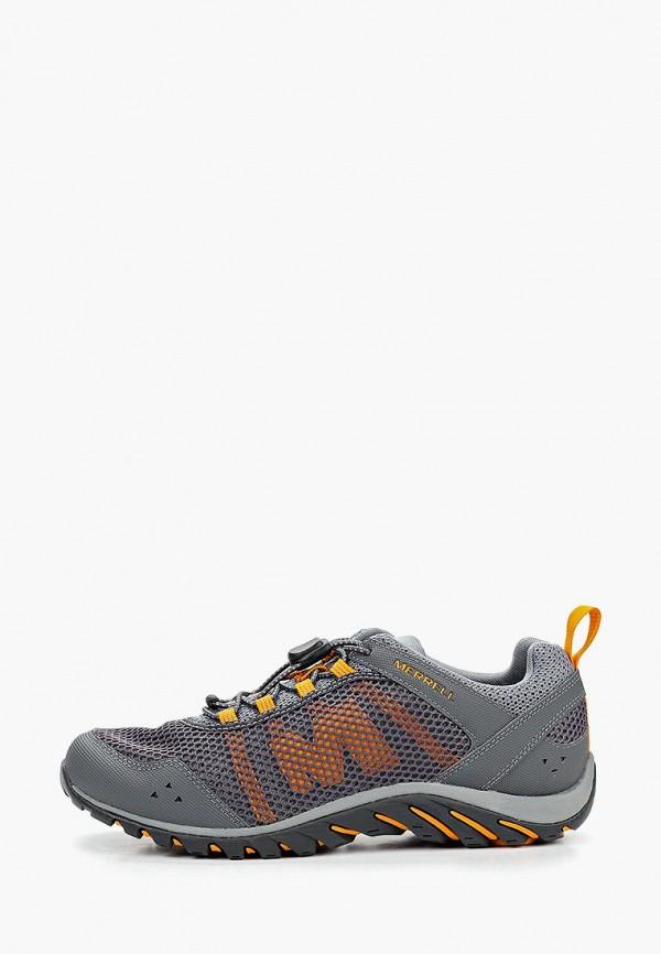 мужские низкие кроссовки merrell, серые