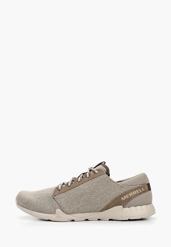 мужские низкие кроссовки merrell, бежевые