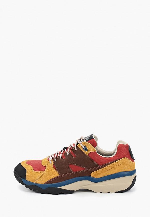 мужские кроссовки merrell, разноцветные