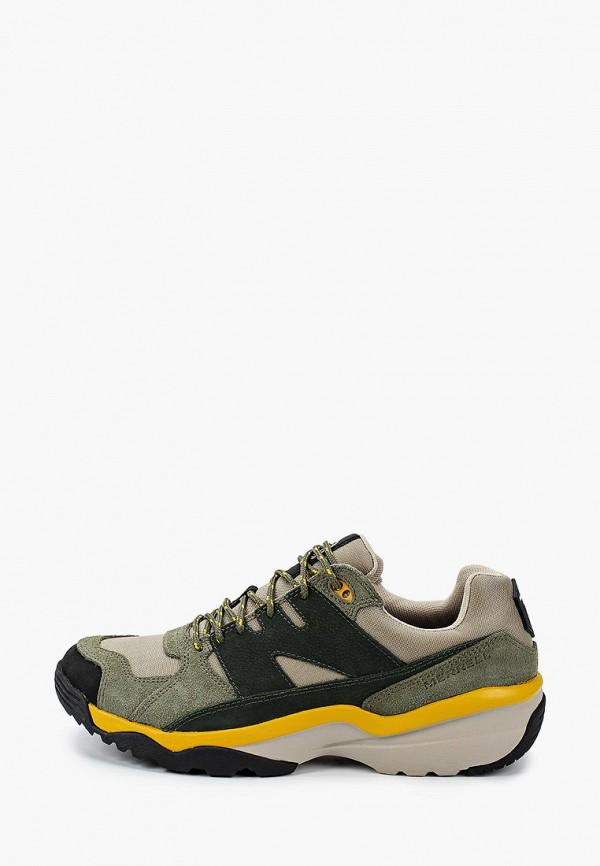 мужские кроссовки merrell, зеленые