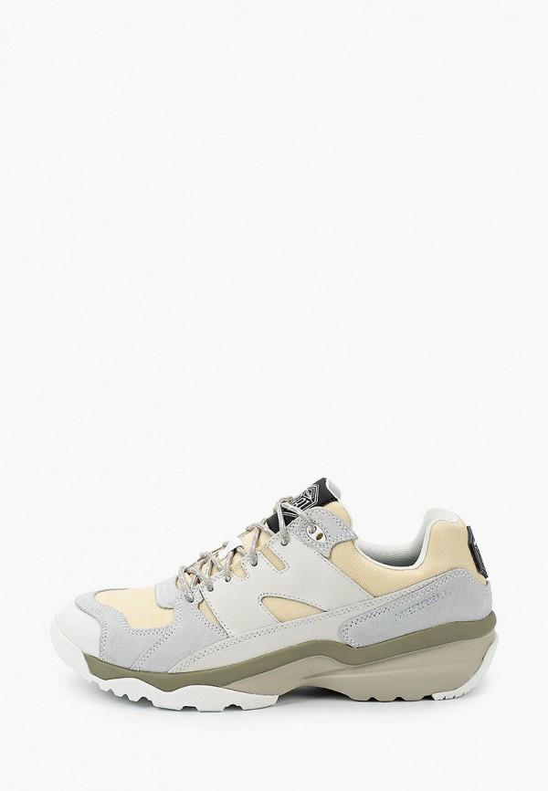 мужские кроссовки merrell, бежевые