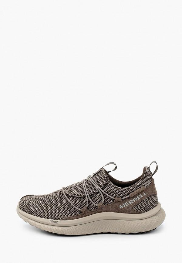 мужские кроссовки merrell, коричневые