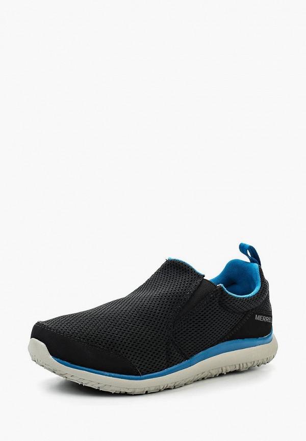 мужские низкие кроссовки merrell, черные