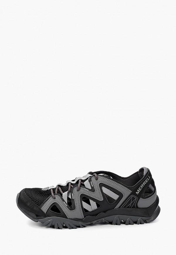 мужские кроссовки merrell, серые