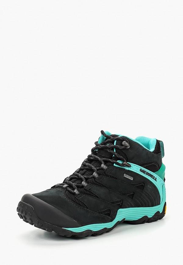 Ботинки трекинговые Merrell Merrell ME215AWCPSM7 мокасины прогулочная обувь merrell 2014 r424517 c4c r424519 c4c r424525 c4c