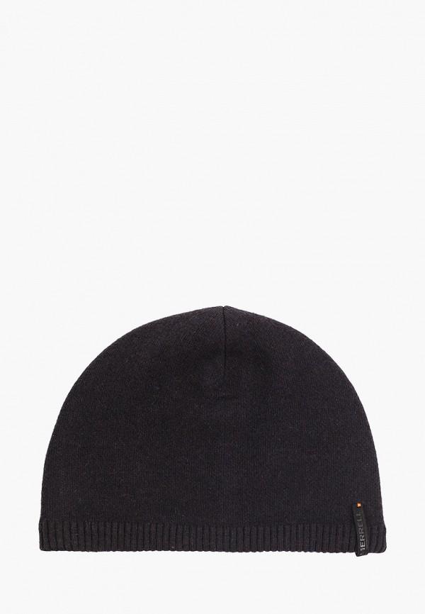 мужская шапка merrell, черная