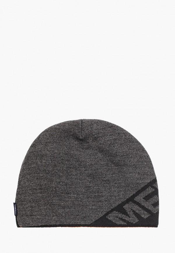 мужская шапка merrell, серая