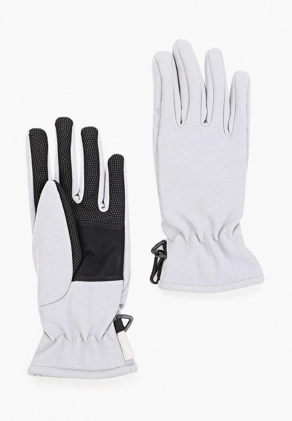 женские текстильные перчатки merrell, серые