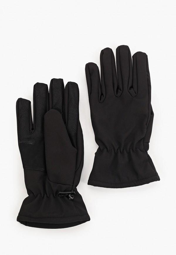 женские перчатки merrell, черные