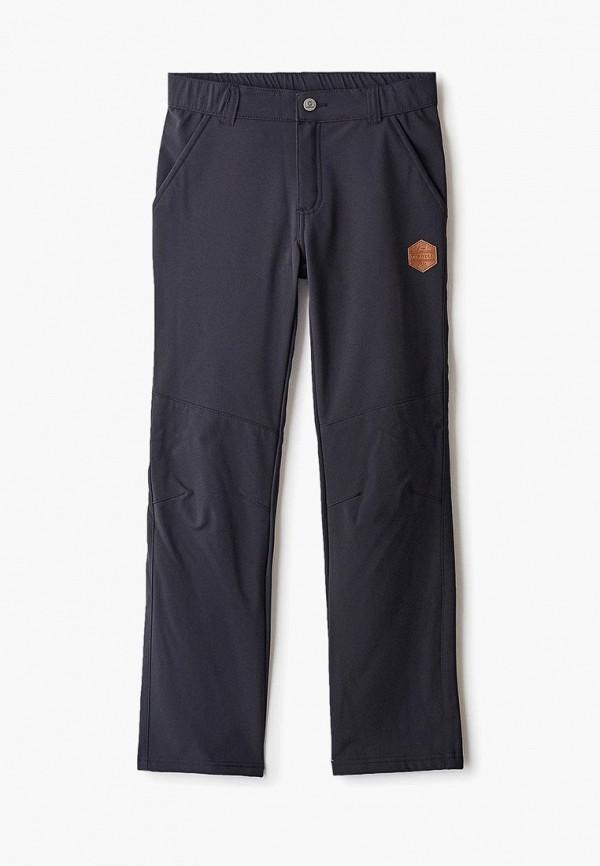 утепленные брюки merrell для мальчика, черные