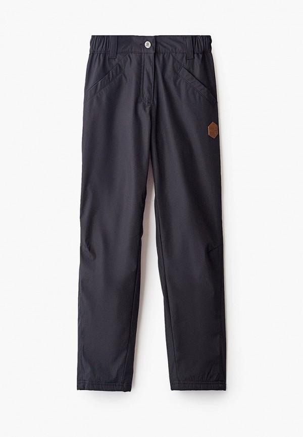утепленные брюки merrell для девочки, черные