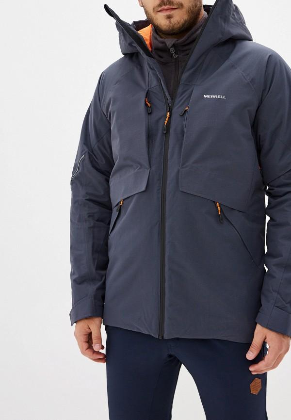 мужская куртка merrell, синяя
