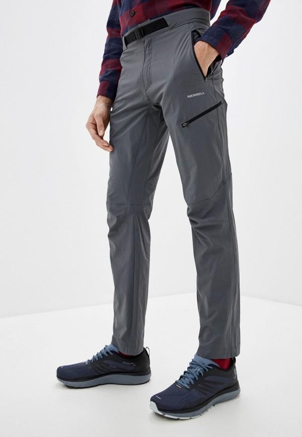 мужские брюки merrell, серые
