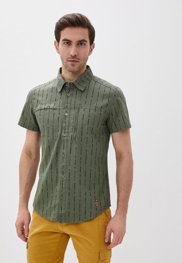 мужская рубашка merrell, хаки