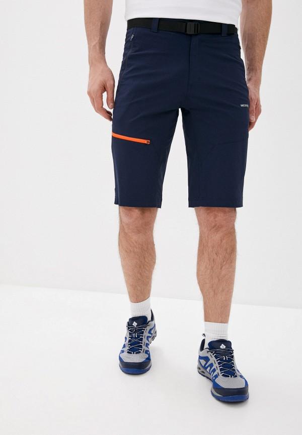 мужские повседневные шорты merrell, синие