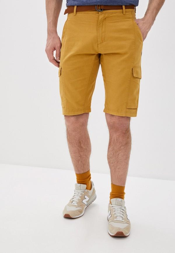 мужские повседневные шорты merrell, желтые