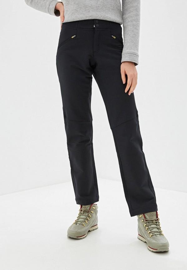 женские спортивные спортивные брюки merrell, черные
