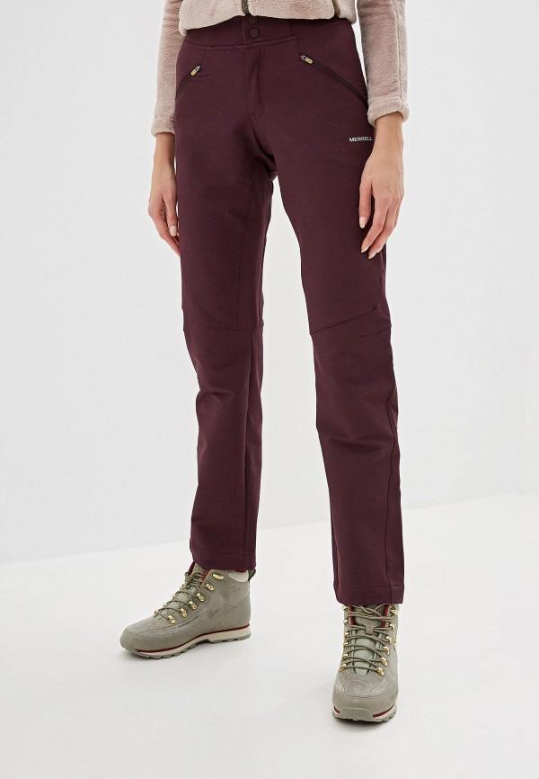 женские спортивные брюки merrell, фиолетовые