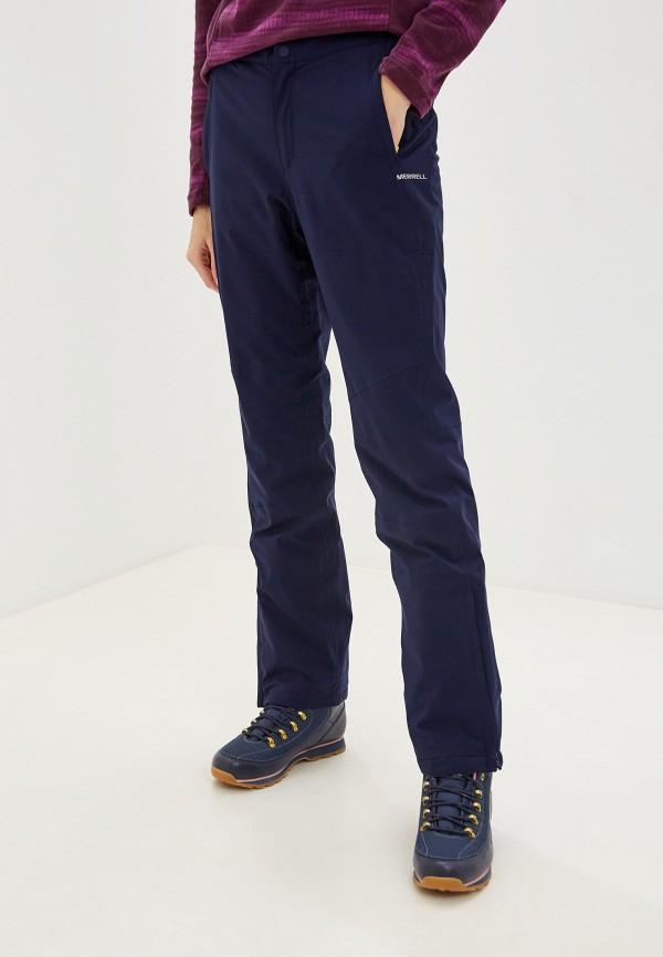 женские горнолыжные брюки merrell, синие