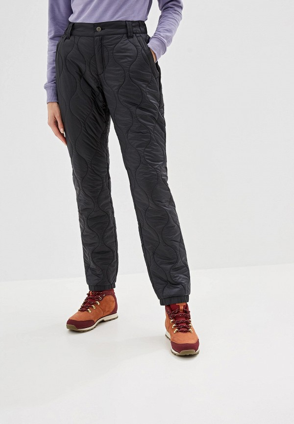 женские спортивные брюки merrell, черные