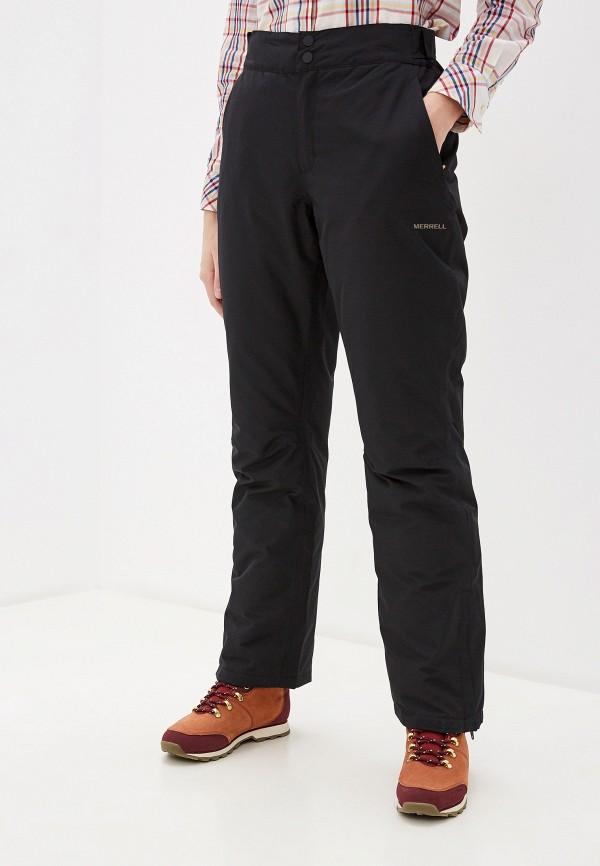 женские брюки merrell, черные