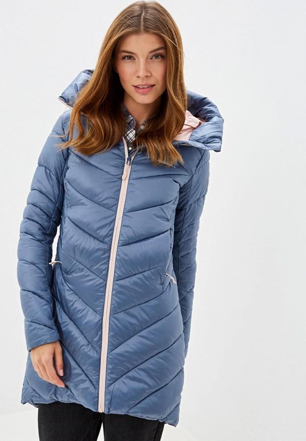 женская куртка merrell, синяя
