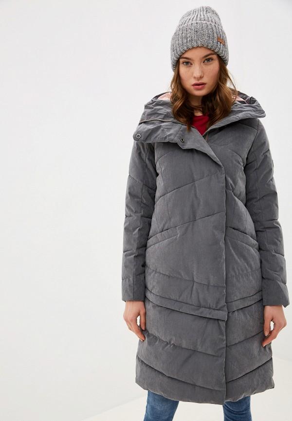 женская куртка merrell, серая