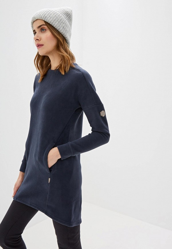 женское спортивные платье merrell, синее