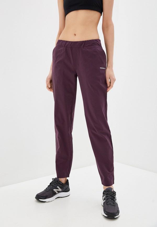 женские брюки merrell, фиолетовые