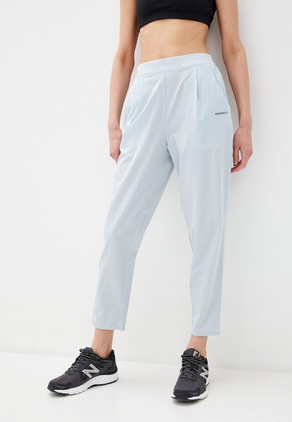 женские спортивные брюки merrell, голубые