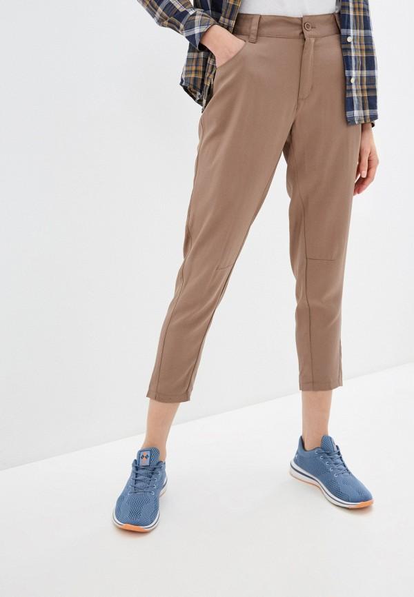 женские брюки merrell, коричневые