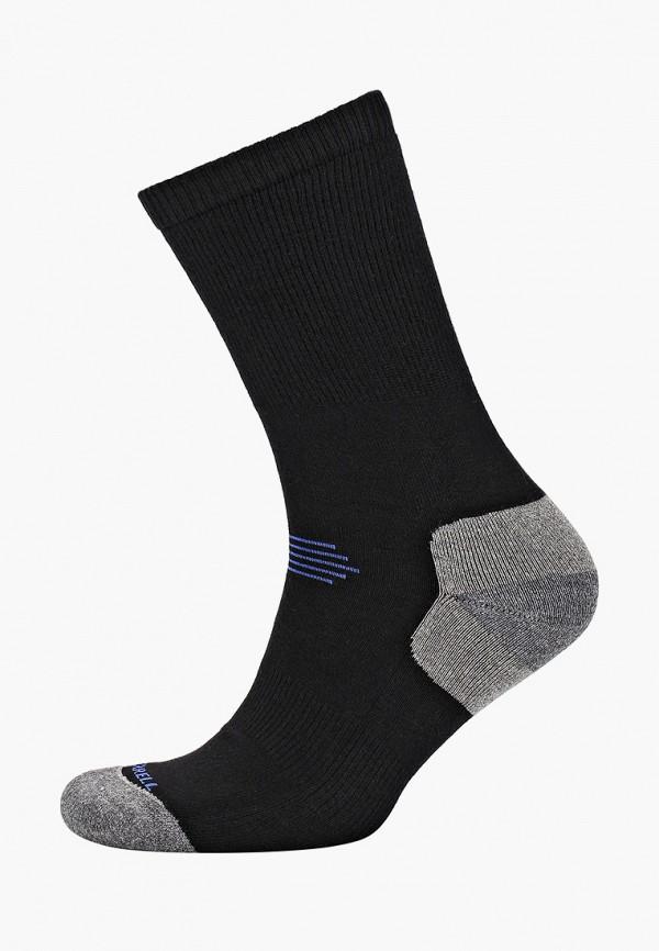 женские носки merrell, черные