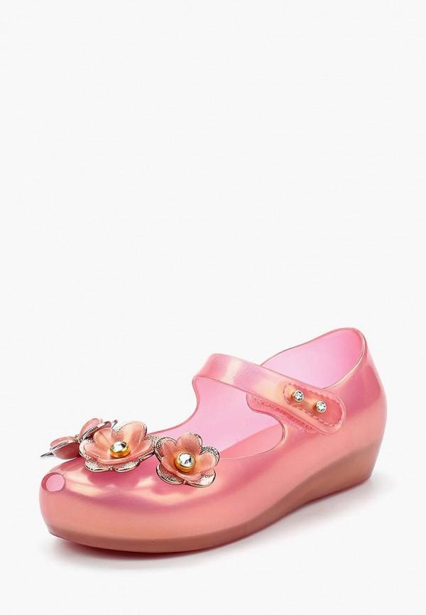 Купить Туфли Melissa, ME485AGAJWZ7, розовый, Весна-лето 2018