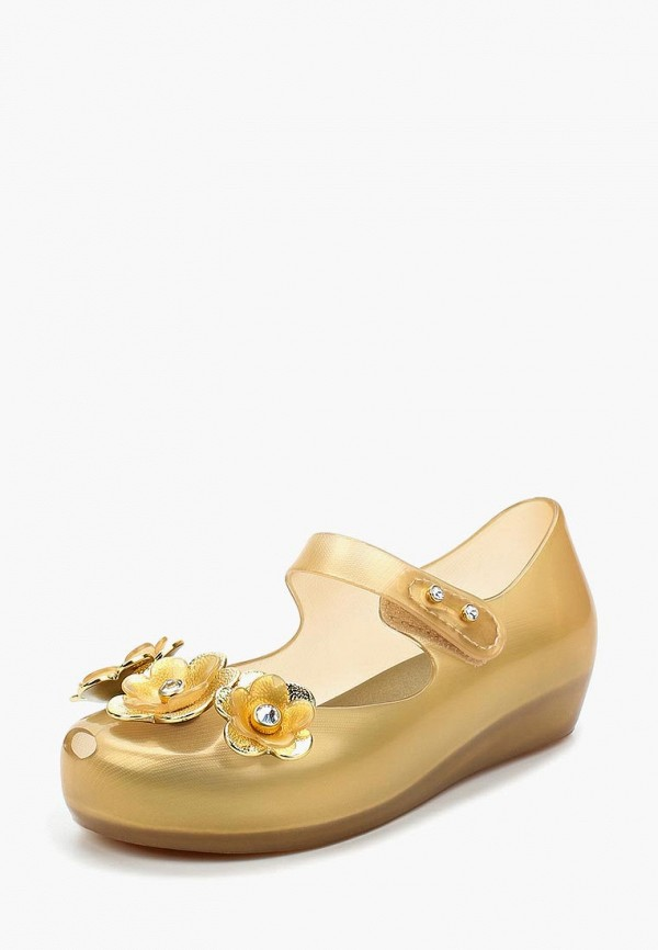 Туфли Melissa Melissa ME485AGAJWZ8 резиновые сапоги melissa melissa me485agdqbn7