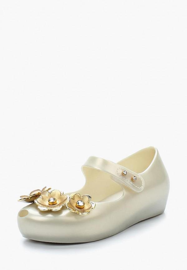 Купить Туфли Melissa, ME485AGAJWZ9, бежевый, Весна-лето 2018