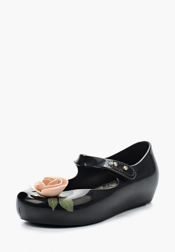 Купить Туфли Melissa, ME485AGAJXA5, черный, Весна-лето 2018