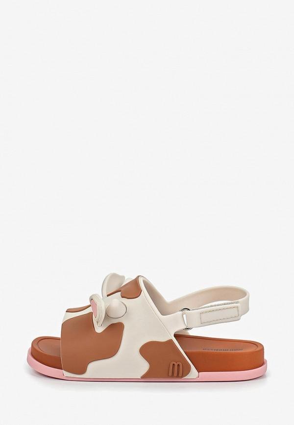 Купить Сандалии Melissa, MINI MELISSA BEACH SLIDE SANDAL II BB, me485agdqbn6, разноцветный, Весна-лето 2019
