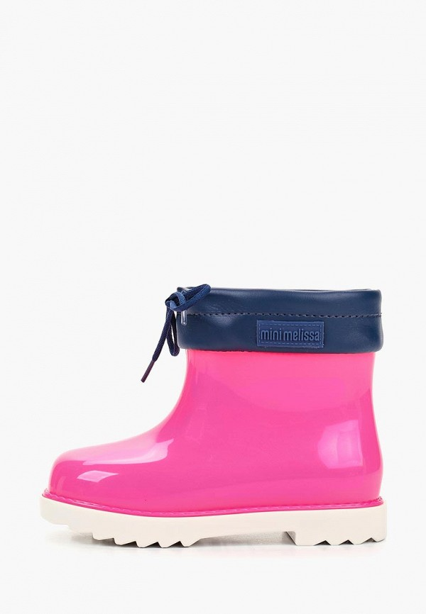 Резиновые сапоги Melissa Melissa ME485AGDQBN8 резиновые ботинки melissa melissa me485awdqva7