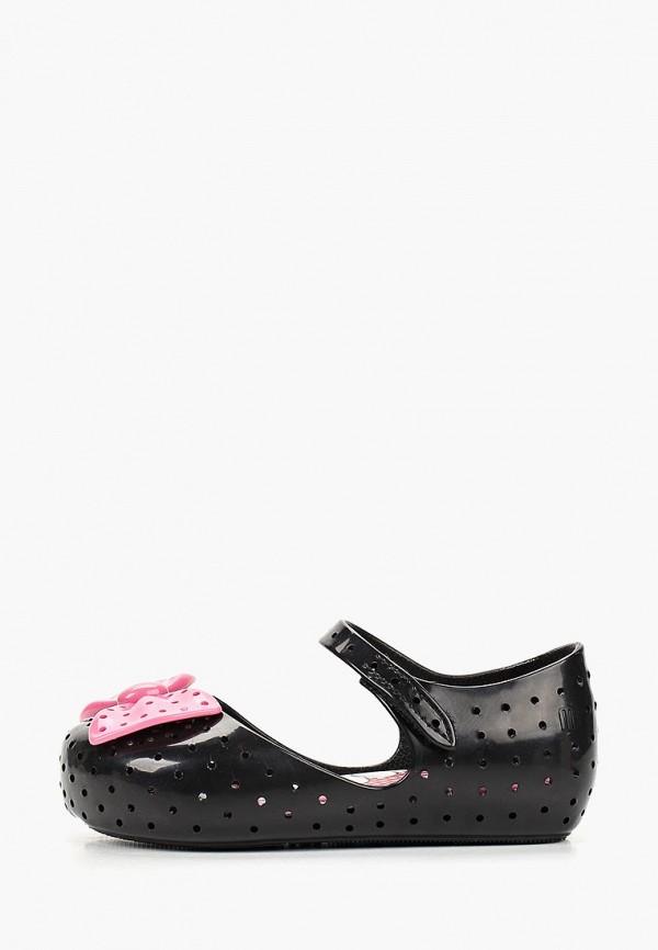 сандалии melissa для девочки, черные