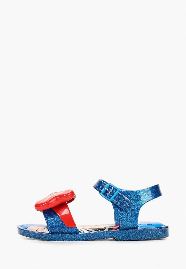 сандалии melissa для девочки, синие