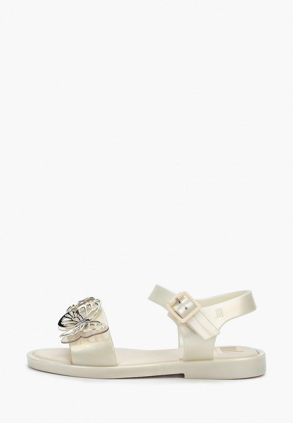сандалии melissa для девочки, зеленые