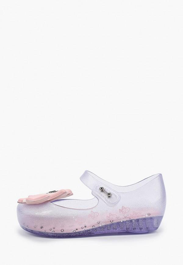 туфли melissa для девочки, разноцветные