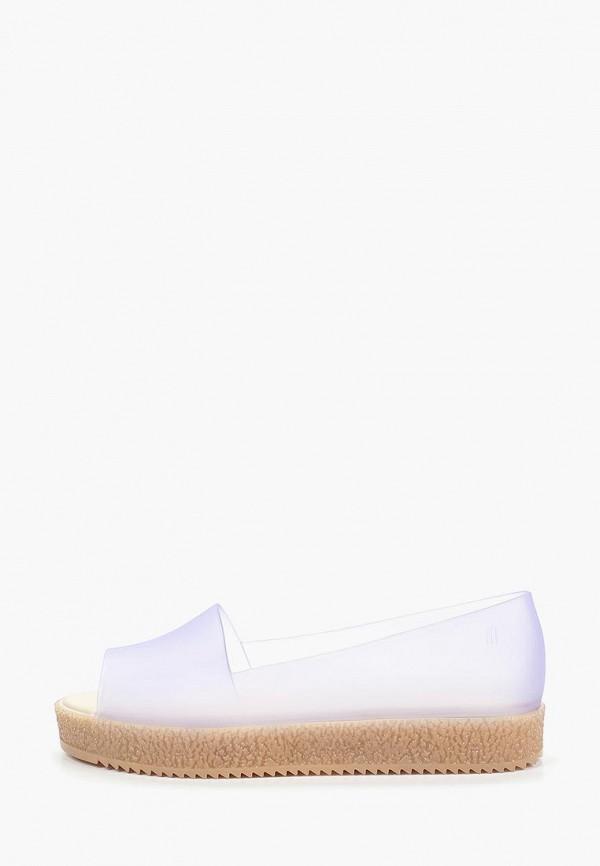 женские туфли melissa, фиолетовые