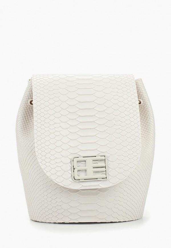 женский рюкзак melissa, белый